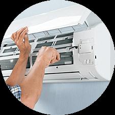 Klimatizace a topení